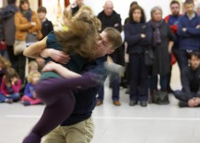Dance Exposed perform at the Ulster Museum