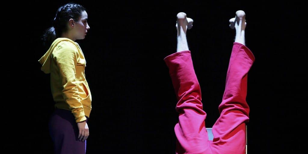 Manifesto dancers