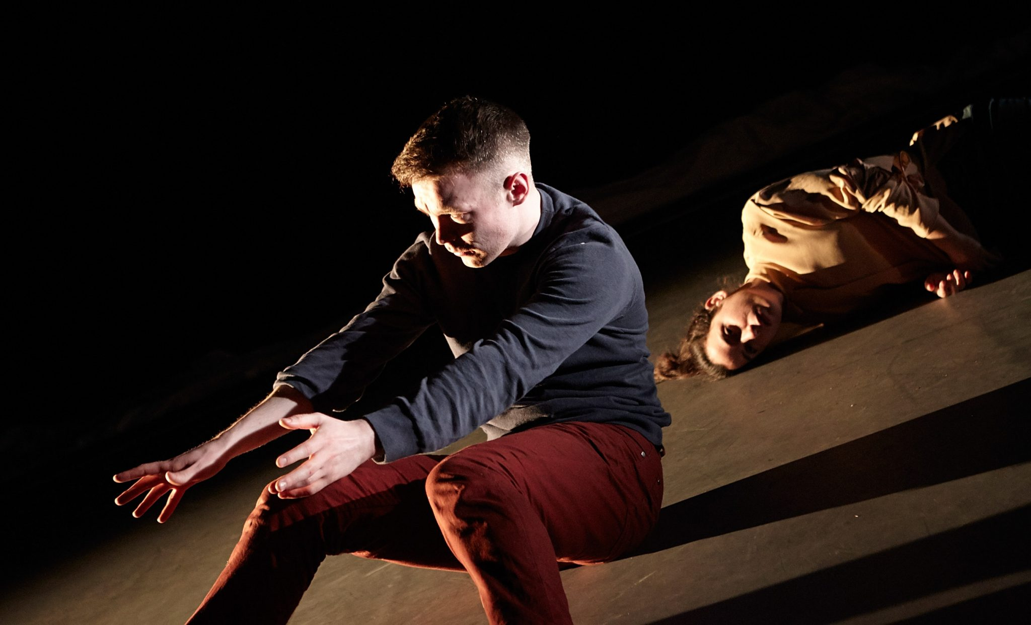 Maiden Voyage production of 'Triple Bill', The MAC theatre Belfast, March 2017.